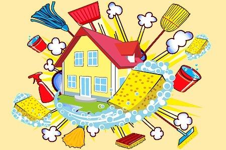 Pulizie di casa estive ecco cosa fare prima della bella for Tariffe pulizie domestiche